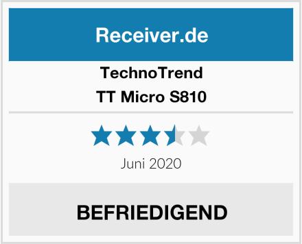 TechnoTrend TT Micro S810 Test
