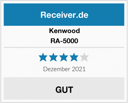 Kenwood RA-5000 Test