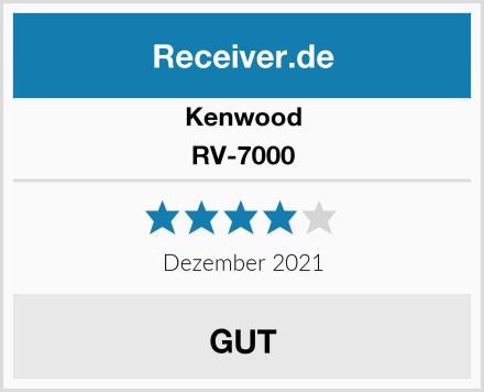 Kenwood RV-7000 Test