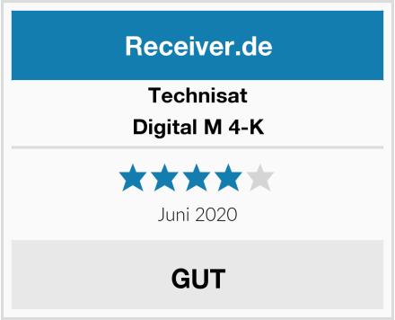 Technisat Digital M 4-K Test