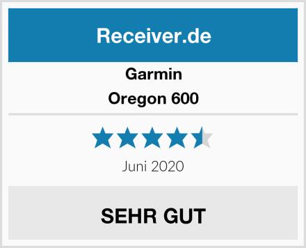Garmin Oregon 600 Test