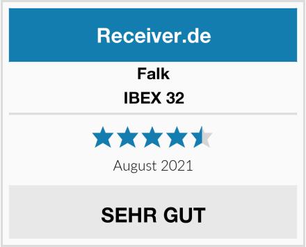 Falk IBEX 32 Test