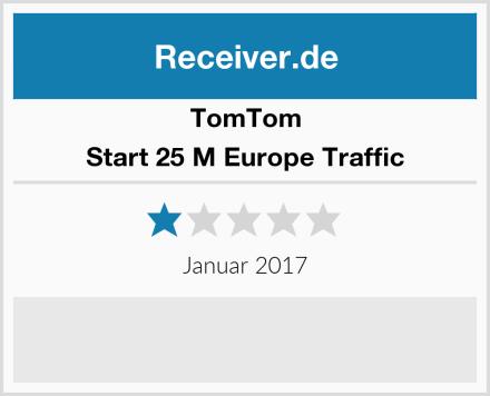 TomTom Start 25 M Europe Traffic Test