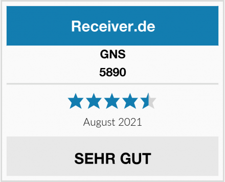 GNS 5890 Test