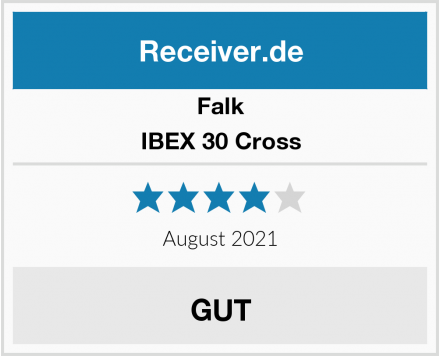 Falk IBEX 30 Cross Test