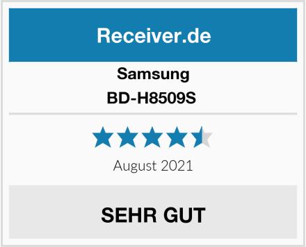Samsung BD-H8509S  Test