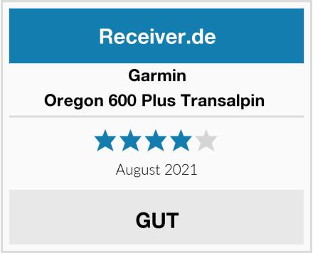 Garmin Oregon 600 Plus Transalpin  Test