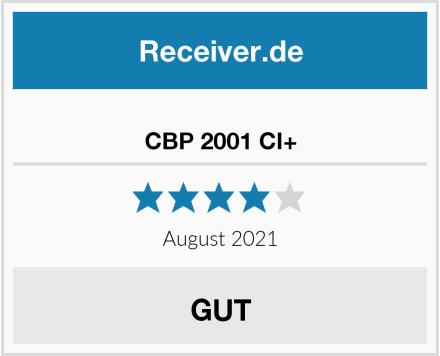 Topfield CBP 2001 CI+ Test