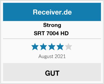 Strong SRT 7004 HD  Test