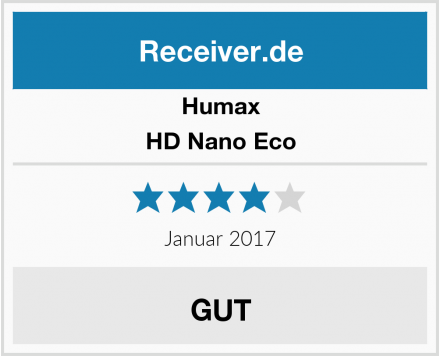Humax HD Nano Eco Test