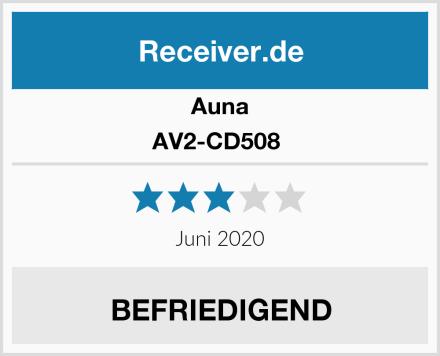 Auna AV2-CD508  Test