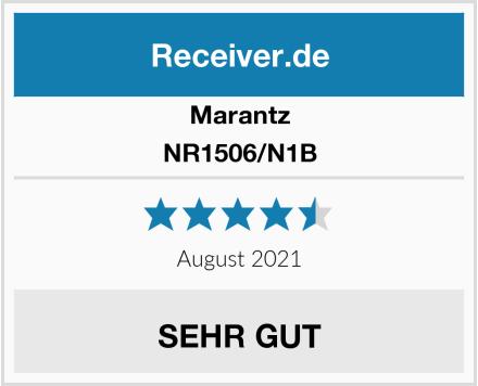 Marantz NR1506/N1B Test