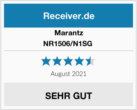 Marantz NR1506/N1SG  Test