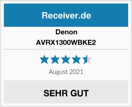Denon AVRX1300WBKE2 Test
