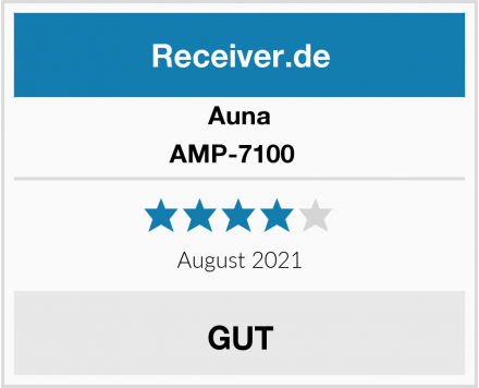 Auna AMP-7100   Test