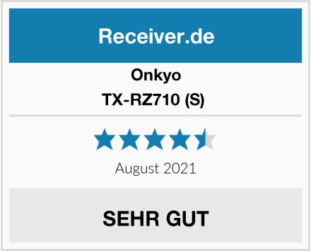 Onkyo TX-RZ710 (S)  Test