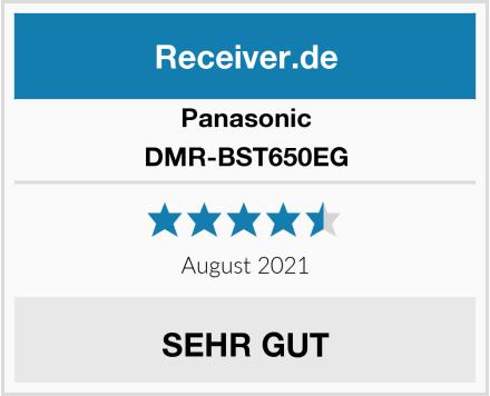 Panasonic DMR-BST650EG  Test