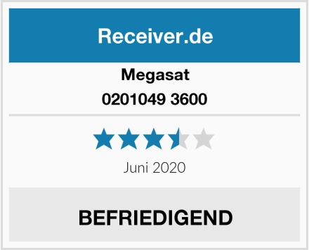 Megasat 0201049 3600 Test