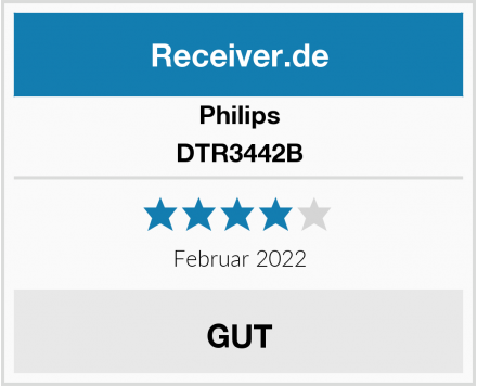 Philips DTR3442B Test