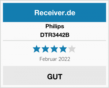 Philips DTR3442B Test