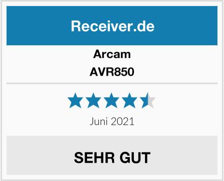 Arcam AVR850 Test