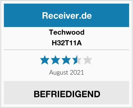 Techwood H32T11A Test