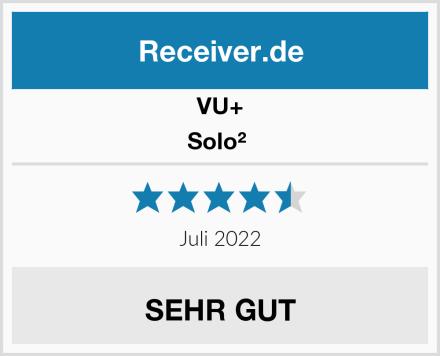 VU+ Solo²  Test