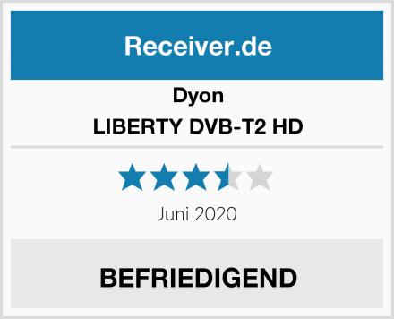Dyon LIBERTY DVB-T2 HD Test