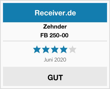 Zehnder FB 250-00  Test