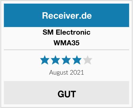 SM Electronics WMA35 Test