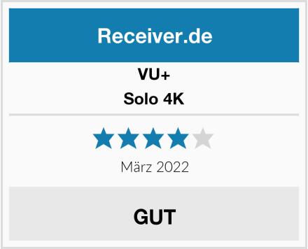 VU+ Solo 4K Test