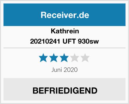 Kathrein 20210241 UFT 930sw Test
