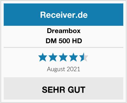 Dreambox DM 500 HD Test