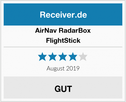 AirNav RadarBox FlightStick Test