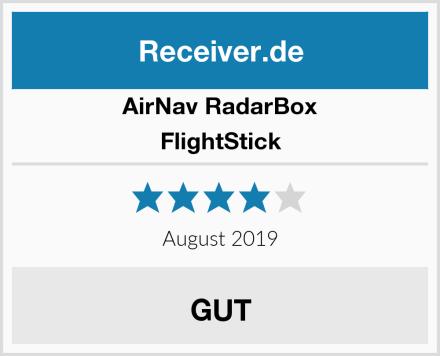 AirNav RadarBox FlightStick Test