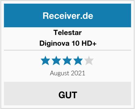 Telestar Diginova 10 HD+ Test