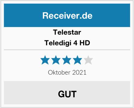 Telestar Teledigi 4 HD Test