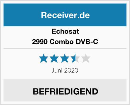 Echosat 2990 Combo DVB-C Test