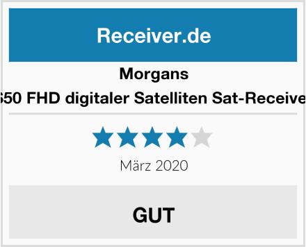 Morgans S50 FHD digitaler Satelliten Sat-Receiver Test
