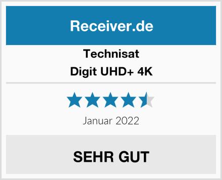 Technisat Digit UHD+ 4K Test