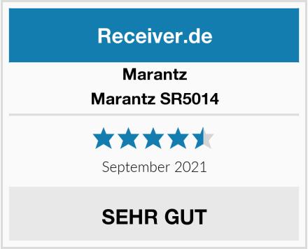 Marantz Marantz SR5014 Test