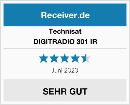 Technisat DIGITRADIO 301 IR Test