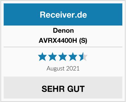 Denon AVRX4400H (S) Test