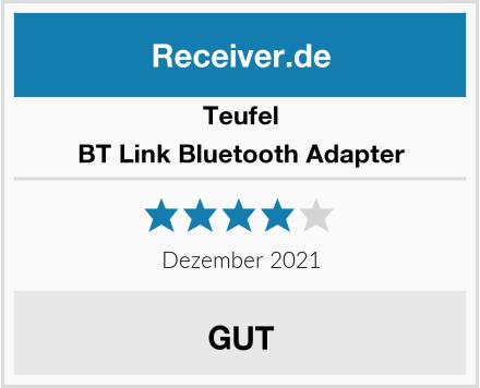 Teufel BT Link Bluetooth Adapter Test
