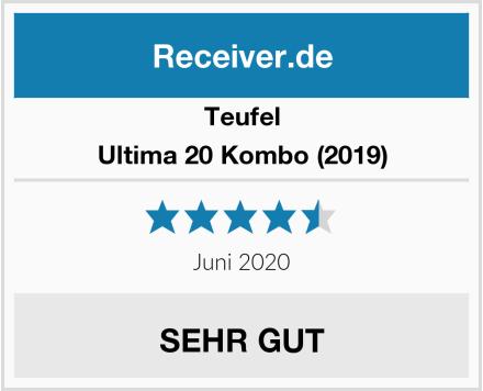 Teufel Ultima 20 Kombo (2019) Test