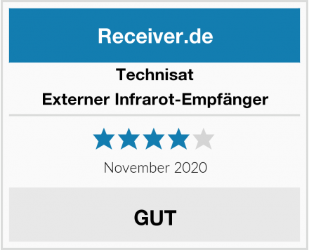 Technisat Externer Infrarot-Empfänger Test