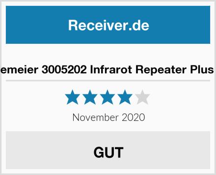 Halemeier 3005202 Infrarot Repeater Plus Set Test