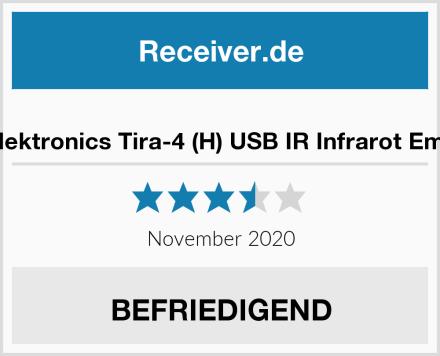 Home Elektronics Tira-4 (H) USB IR Infrarot Empfänger Test