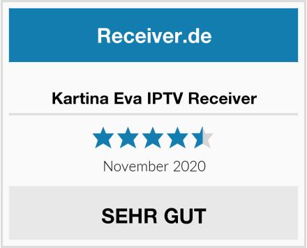 Kartina Eva IPTV Receiver Test