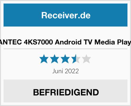 FANTEC 4KS7000 Android TV Media Player Test